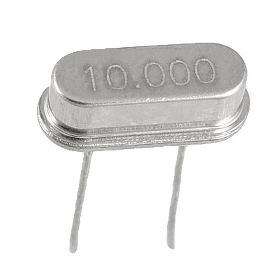 10 x 10.000MHZ 10 MHZ 10M HZ Crystal Oscillator HC-49S