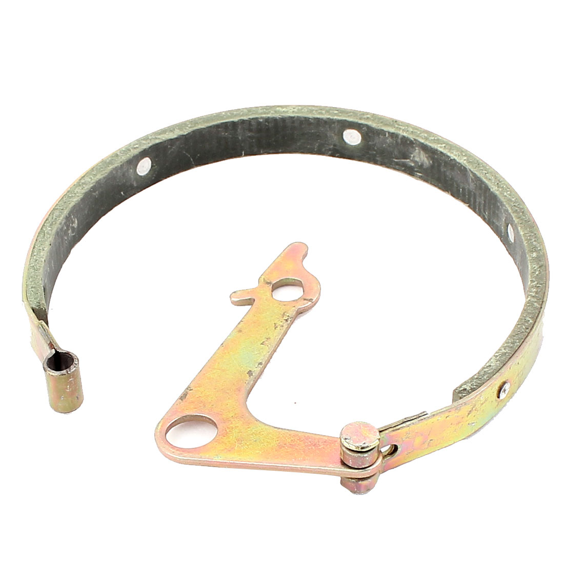 "Stroller Gocart Mini Bike Replacement Metal 3 1/4"" Rear Brake Drum Band"