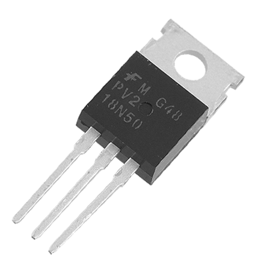 3 Pcs FQP18N50V2 18A 500V TO-220 Package N-Channel MOSFET