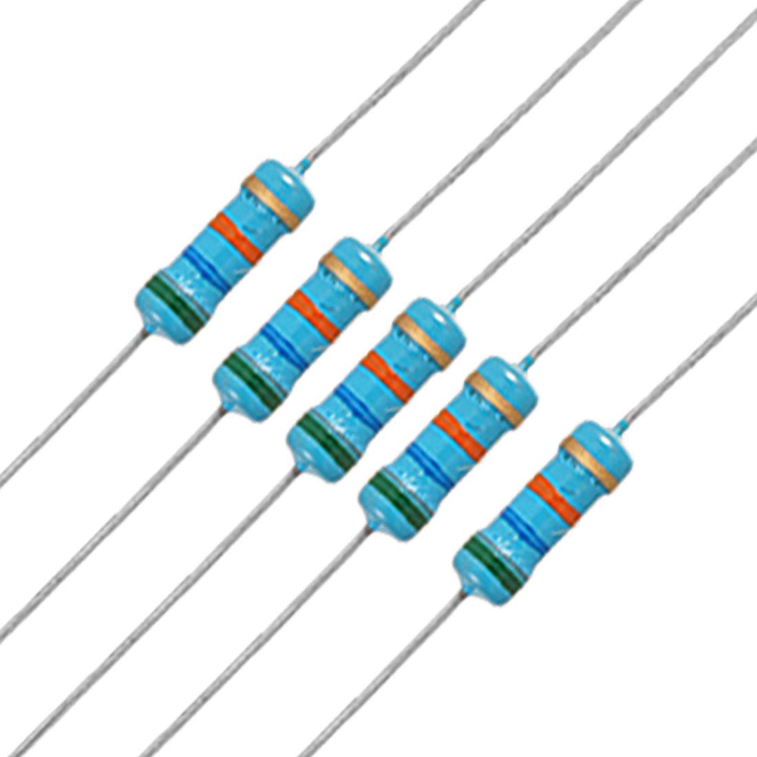 20 x 1/2W Watt 56K ohm 56KR Carbon Film Resistor 0.5W