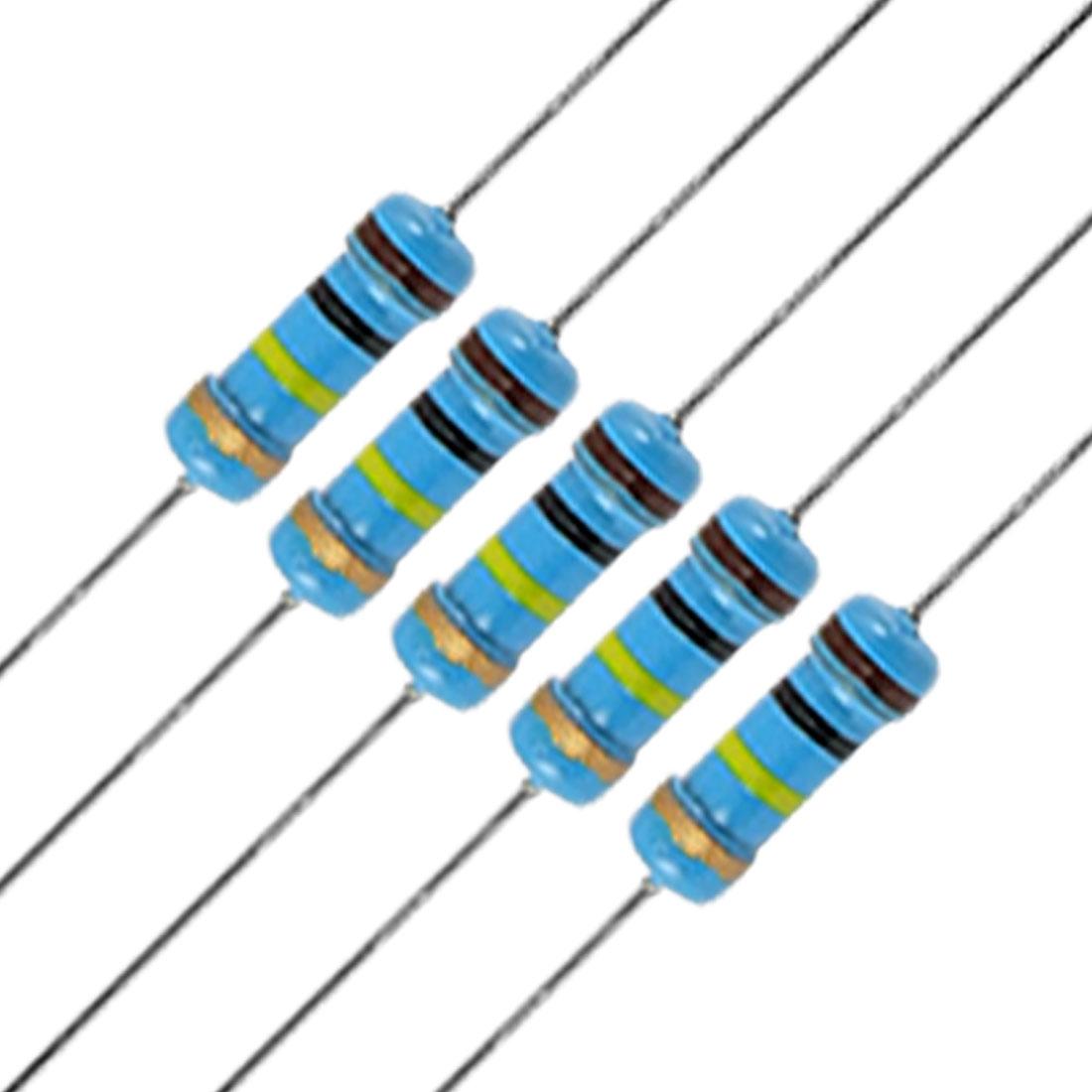20 x 1/2W Watt 100K ohm 100KR Carbon Film Resistor 0.5W