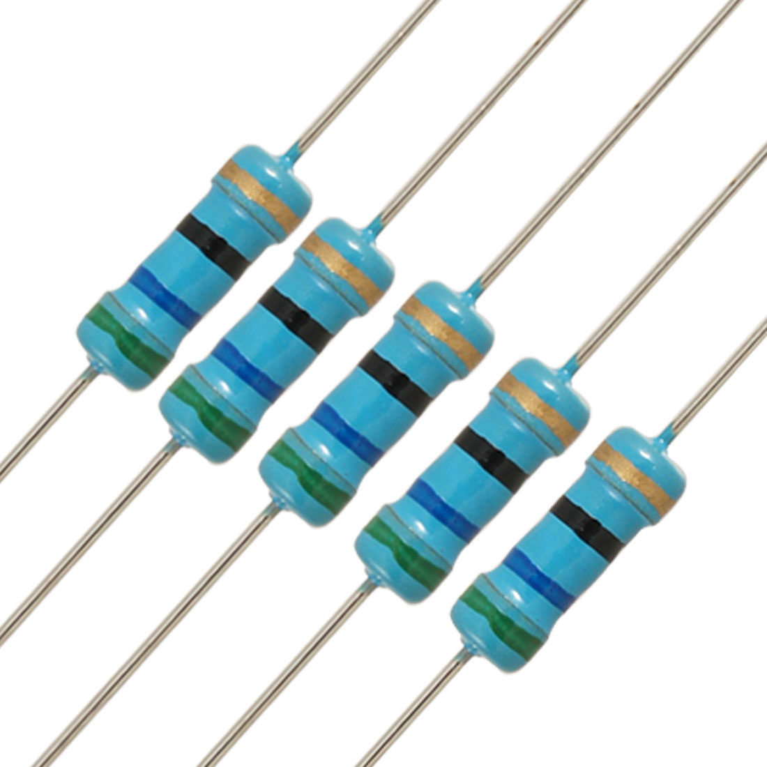 20 x 1/2W Watt 56 ohm 56R Carbon Film Resistor 0.5W