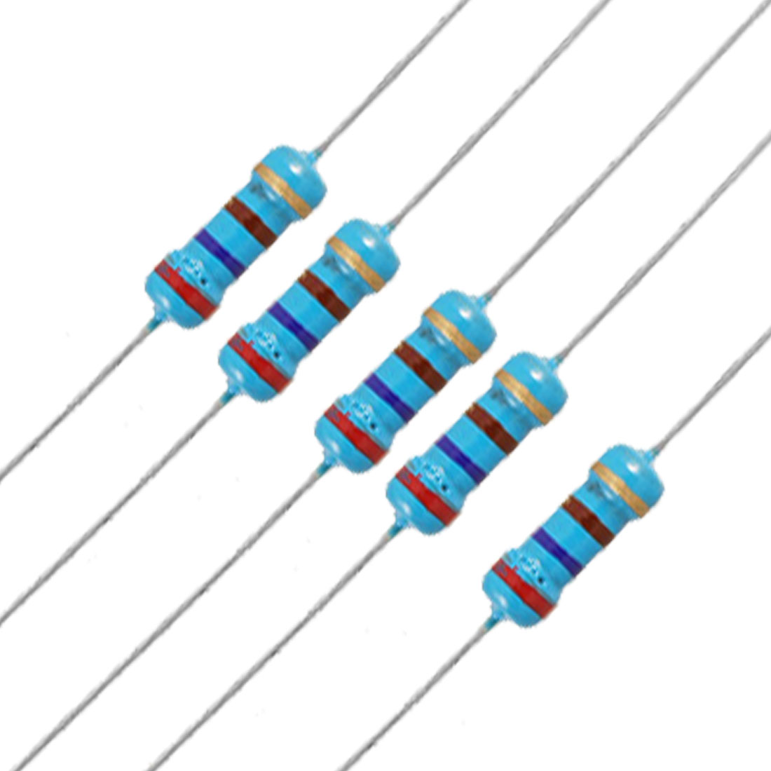 20 x 1/2W Watt 270 ohm 270R Carbon Film Resistor 0.5W