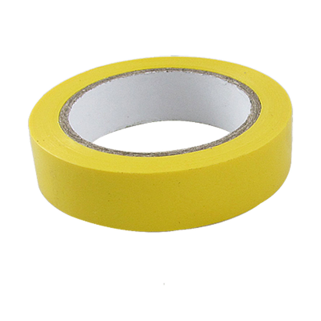 71mm x 17mm Yellow PVC Self Adhesive Electrical Insulation Tape