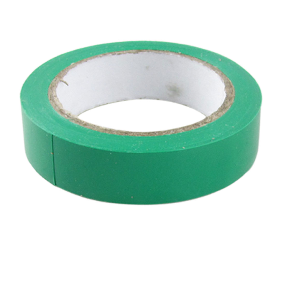 71mm x 17mm Green PVC Electrical Wire Adhesive Insulation Tape Roll