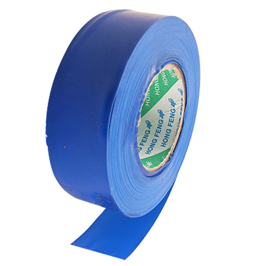 75mm x 23mm Non Adhesive PVC Insulating Tape Roll Royal Blue