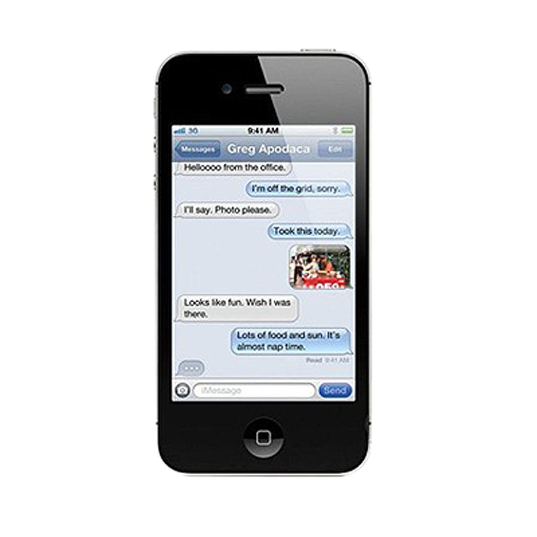 2 Pcs Transparent LCD Screen Protector Film for Apple iPhone 4S