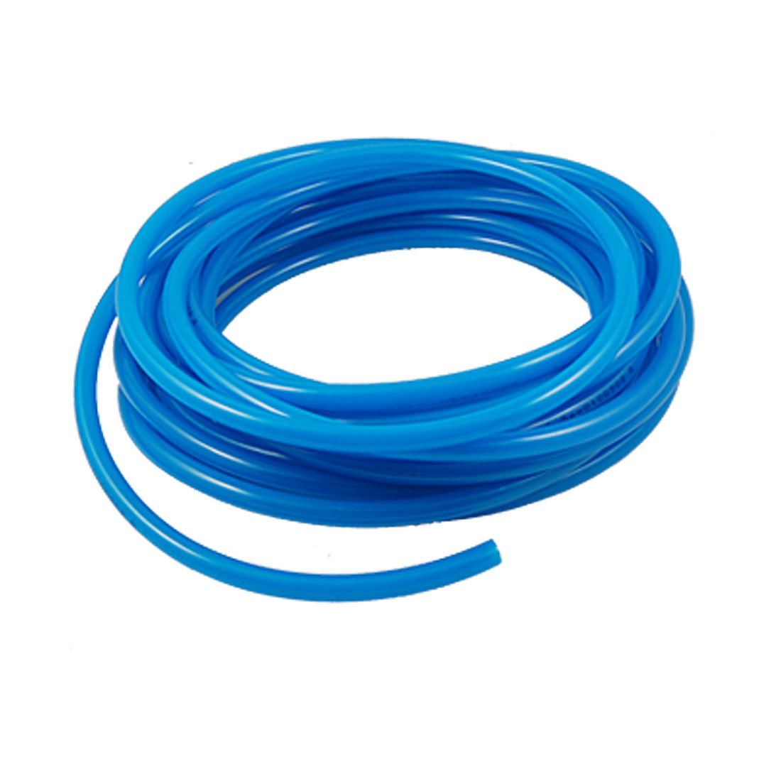 "Blue 10M 32.8Ft 25/64"" OD x 1/4"" ID Polyurethane PU Air Hose Pipe Tube"