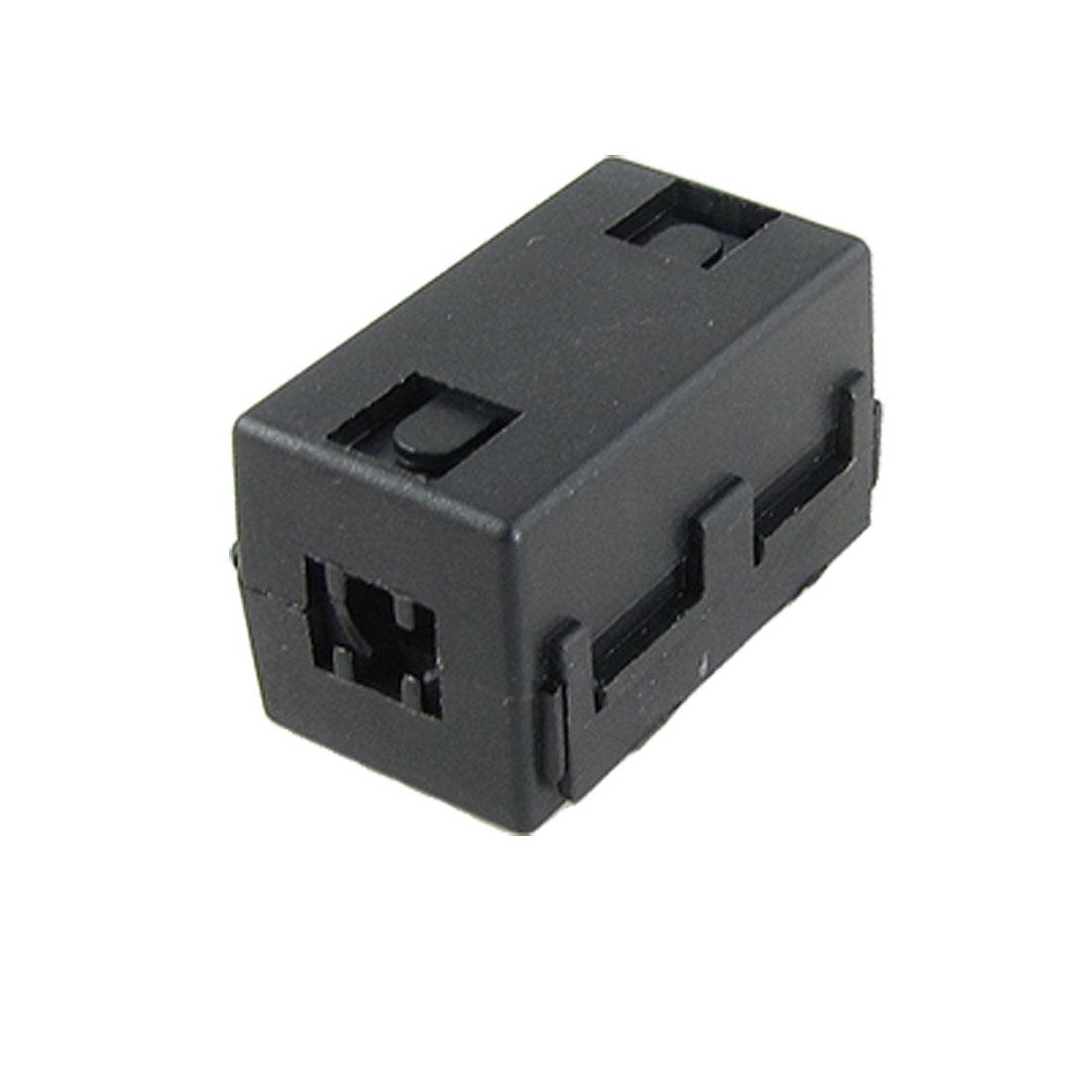 UF65 6.5mm Diameter Cable Ferrite Core Filter 10 Pcs