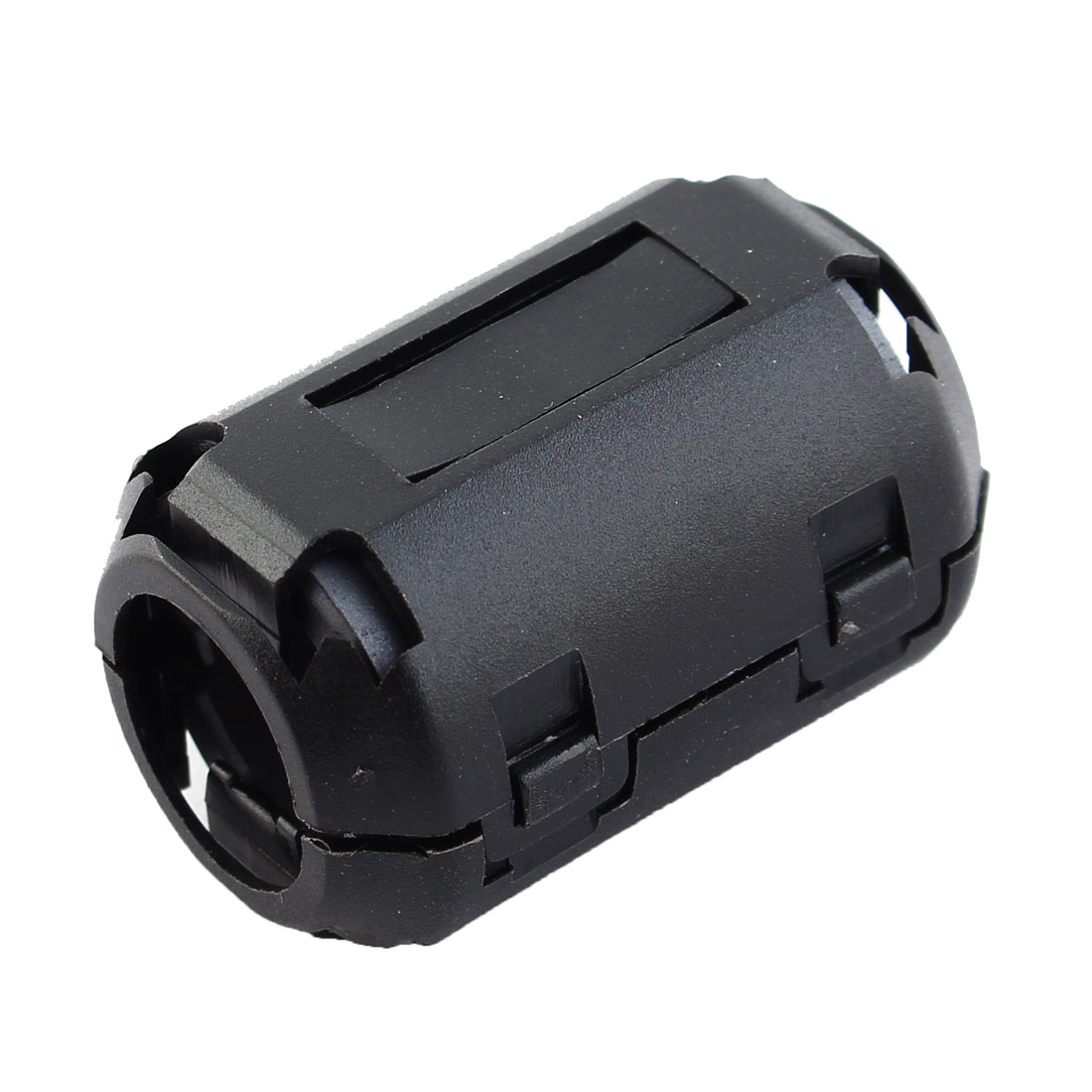 UF1330 12mm Inner Diameter Black Ferrite Core Ring Cable Clip