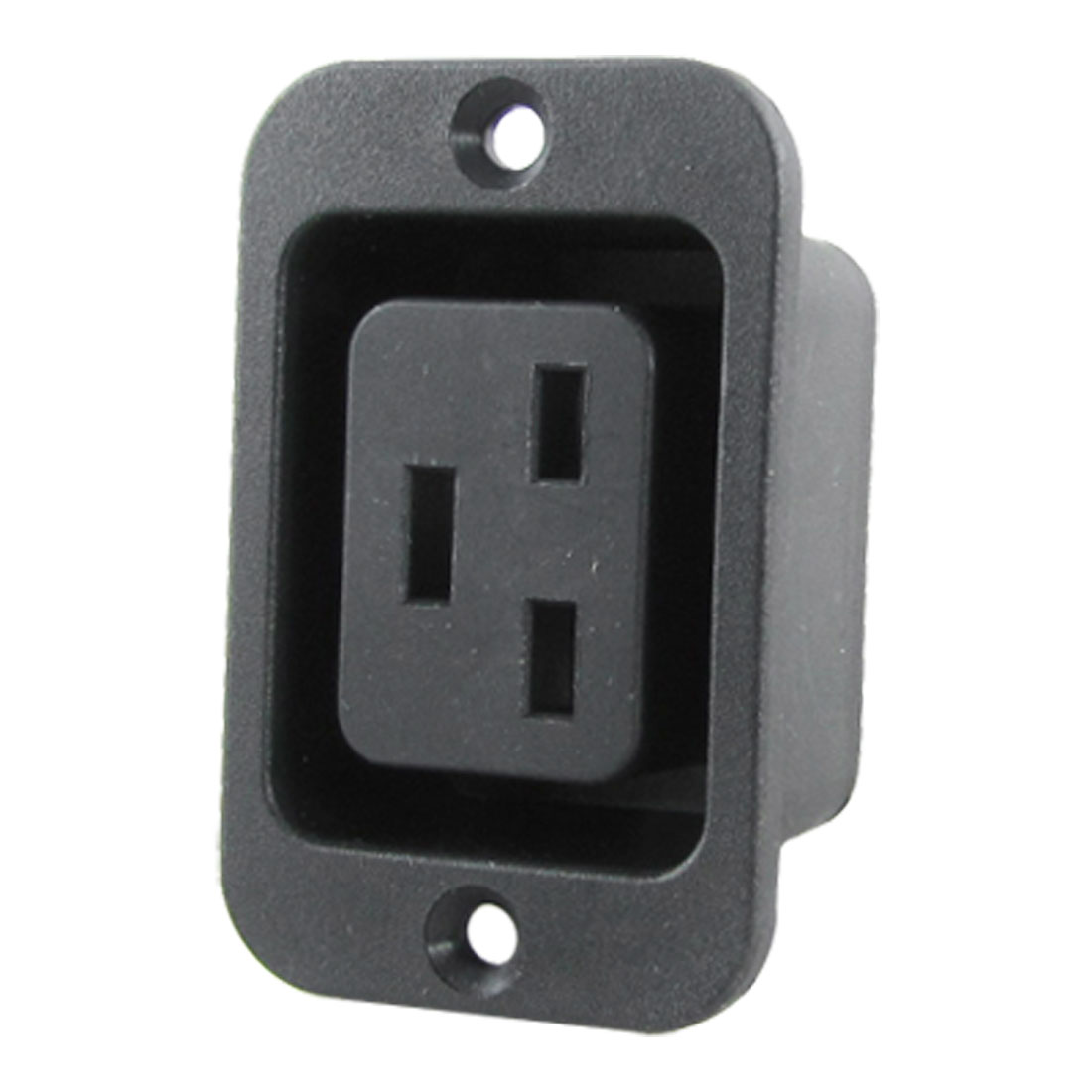 AC 250V 16A IEC 320 C19 Panel Mount Plug Connector Socket
