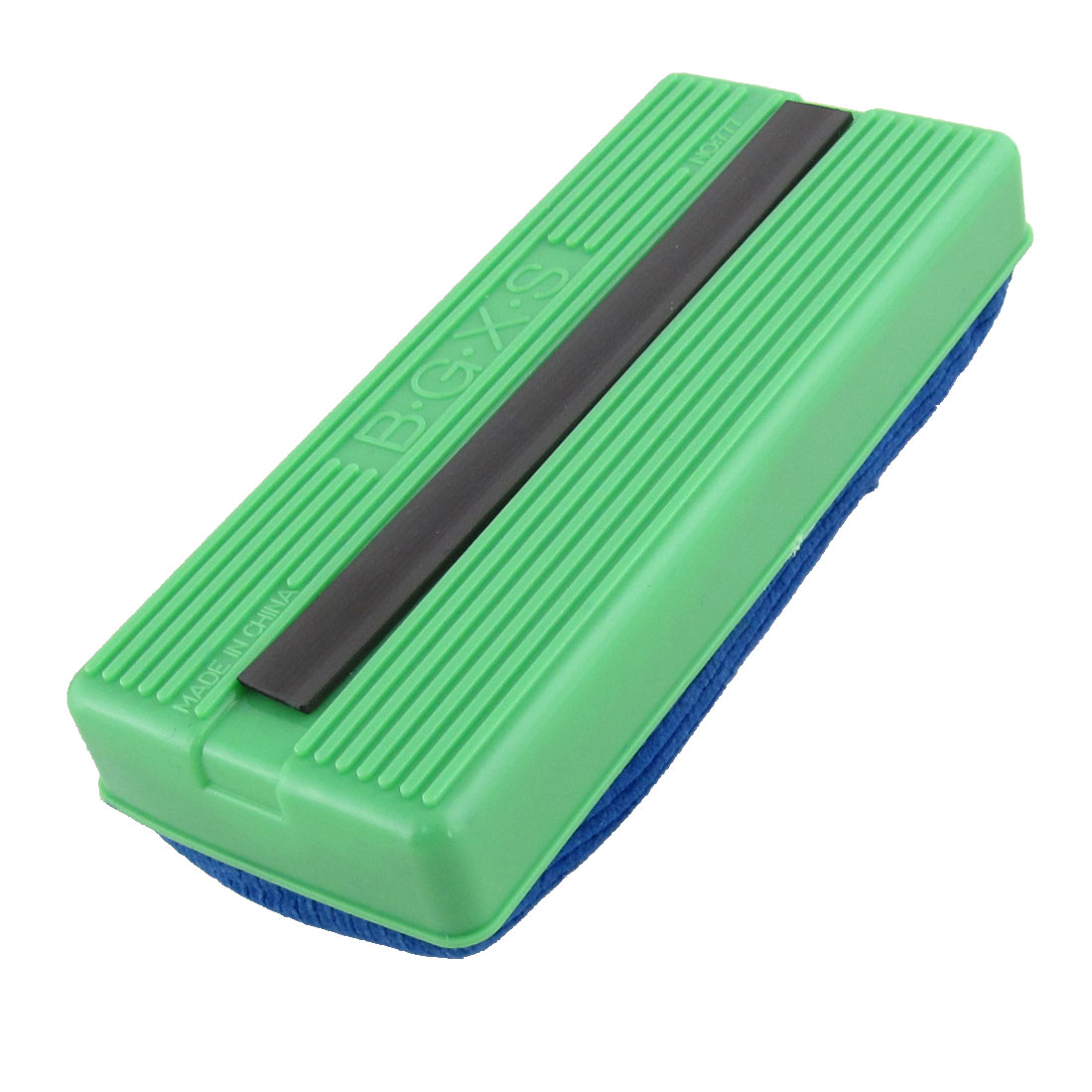 Office Blue Corduroy Magnetic Whiteboard Maker Eraser Cleaner