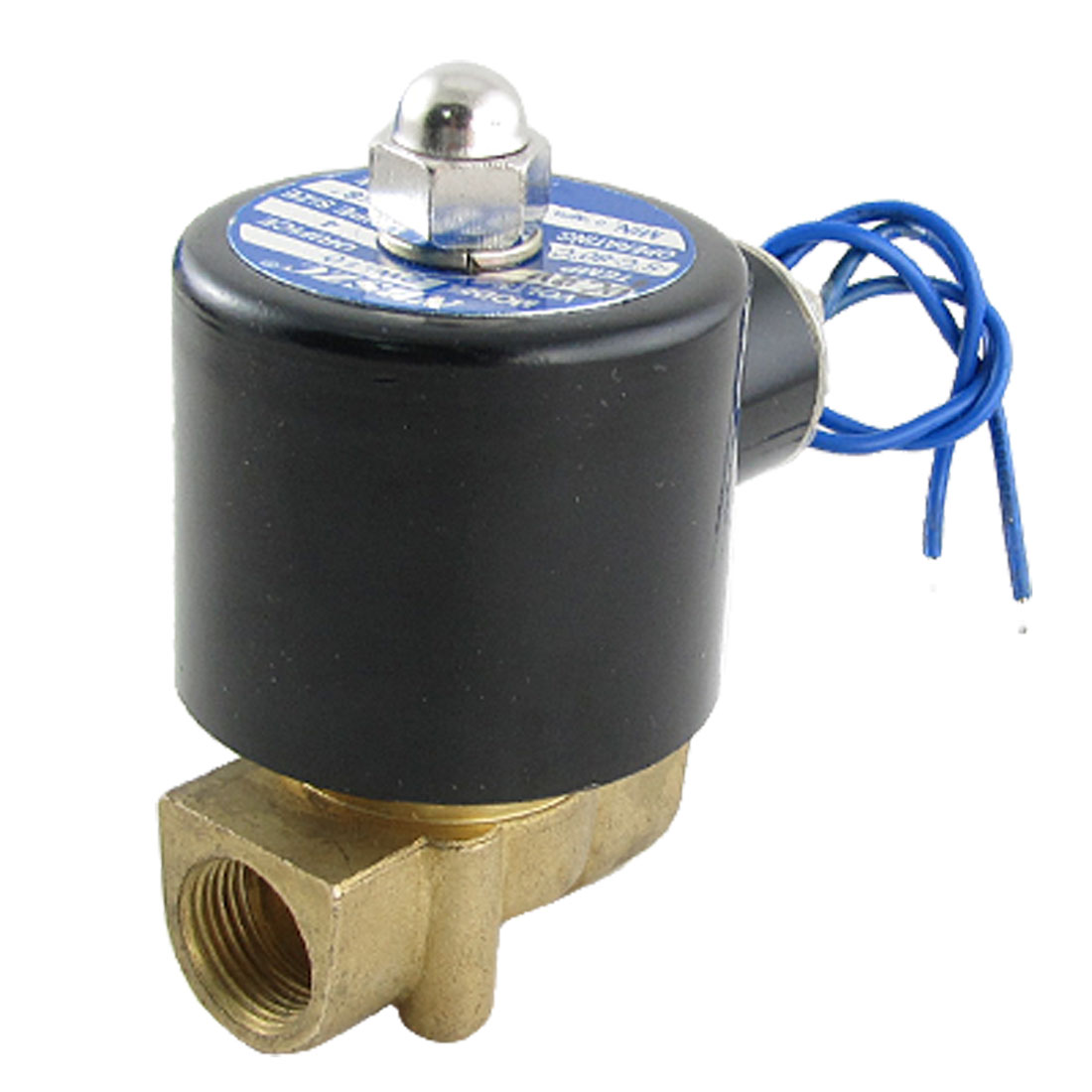 "Direct Acting 3/8"" DC 12V Water Electric Solenoid Valve"