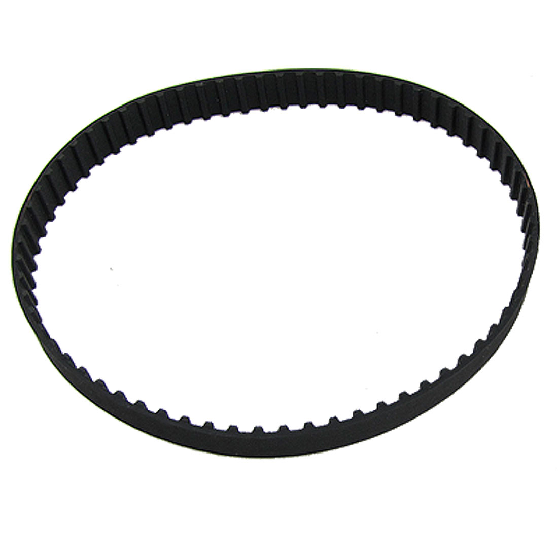 "134XL 1/5"" Pitch 10mm Width 67 Teeth Black Single Sided Timing Belt"