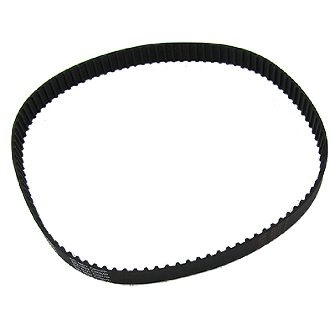 206XL 15mm Width 5.08mm Pitch Black Rubber PU Synchronous Timing Belt
