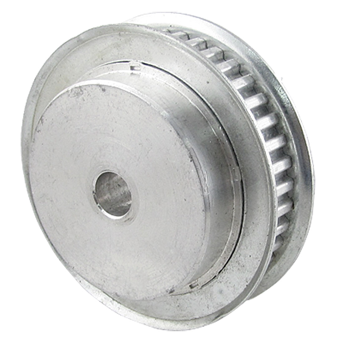 "XL Type Double Flange 0.43"" Width Belt 5mm Pitch 40 Teeth Timing Pulley"