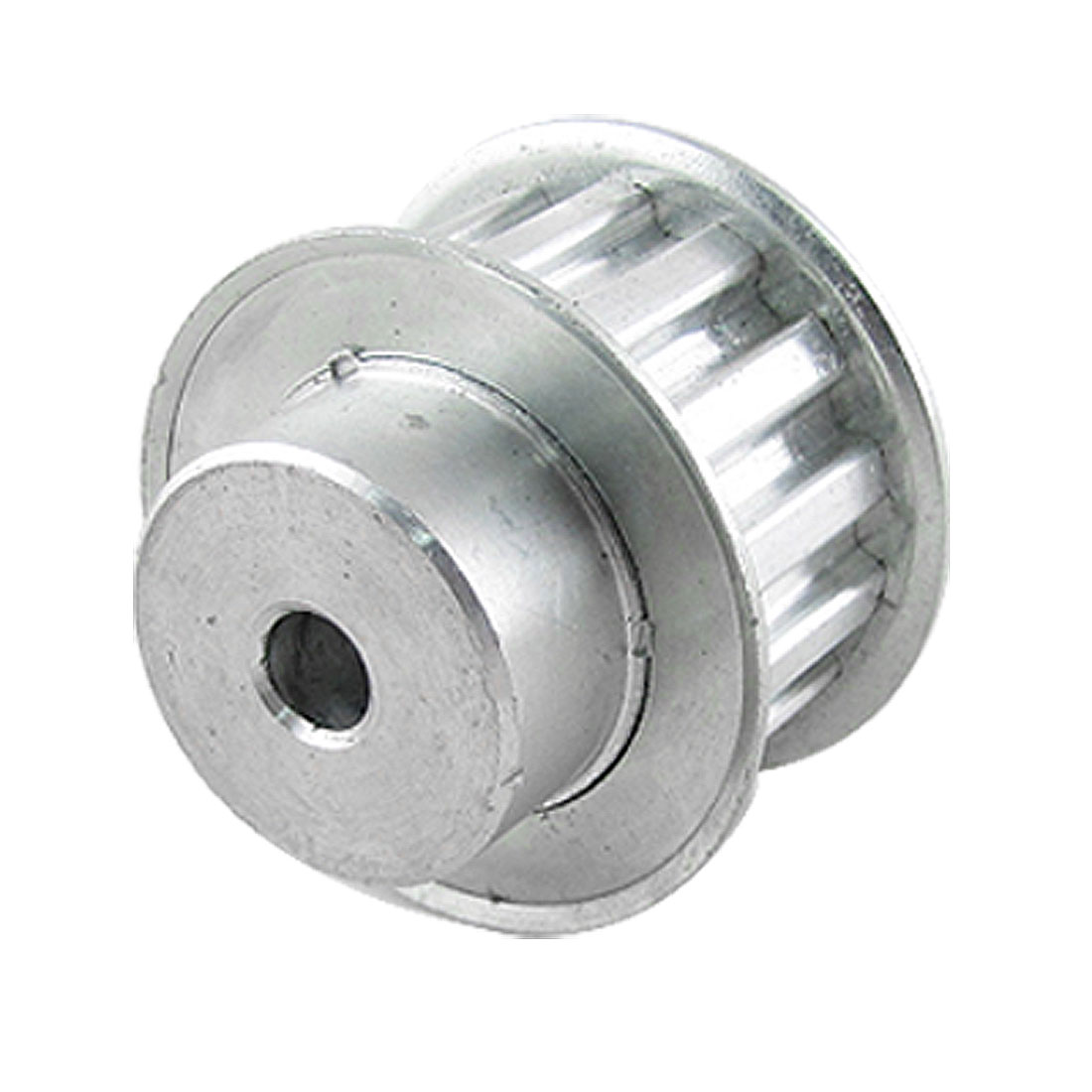 """Double Flange L Type Belt 14 Tooth 3/8"""" Pitch Timing Pulley"""