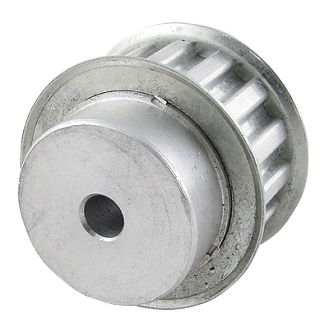 """L Type Groove Belt 3/8"""" Pitch 15 Teeth Double Flange Timing Pulley"""