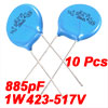 10 x Radial Lead Voltage Dependent Resistors Varistors 20D471K AC 300V
