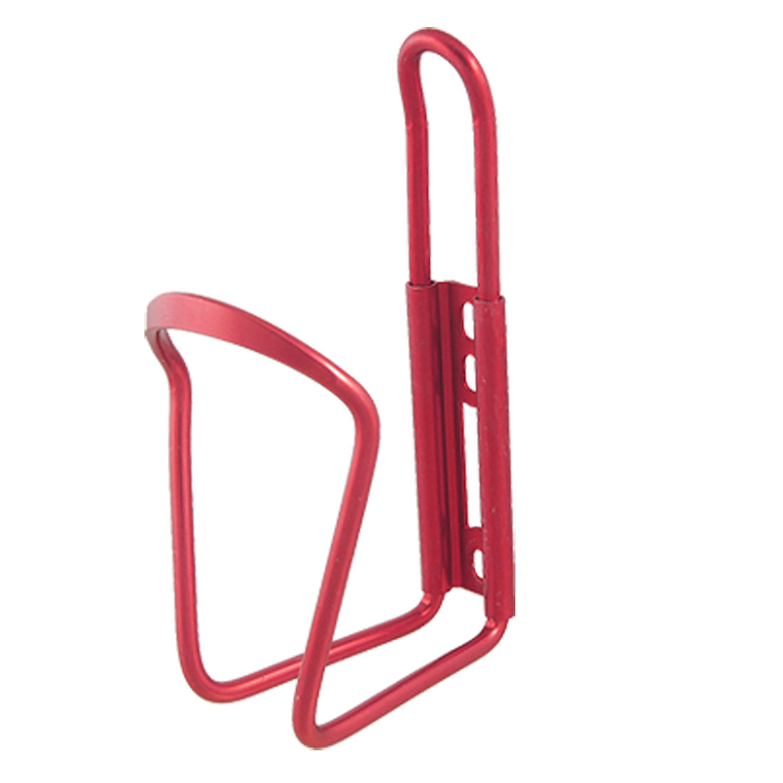 Burgundy Aluminum Bottle Rack Holder for Bike Bicycle