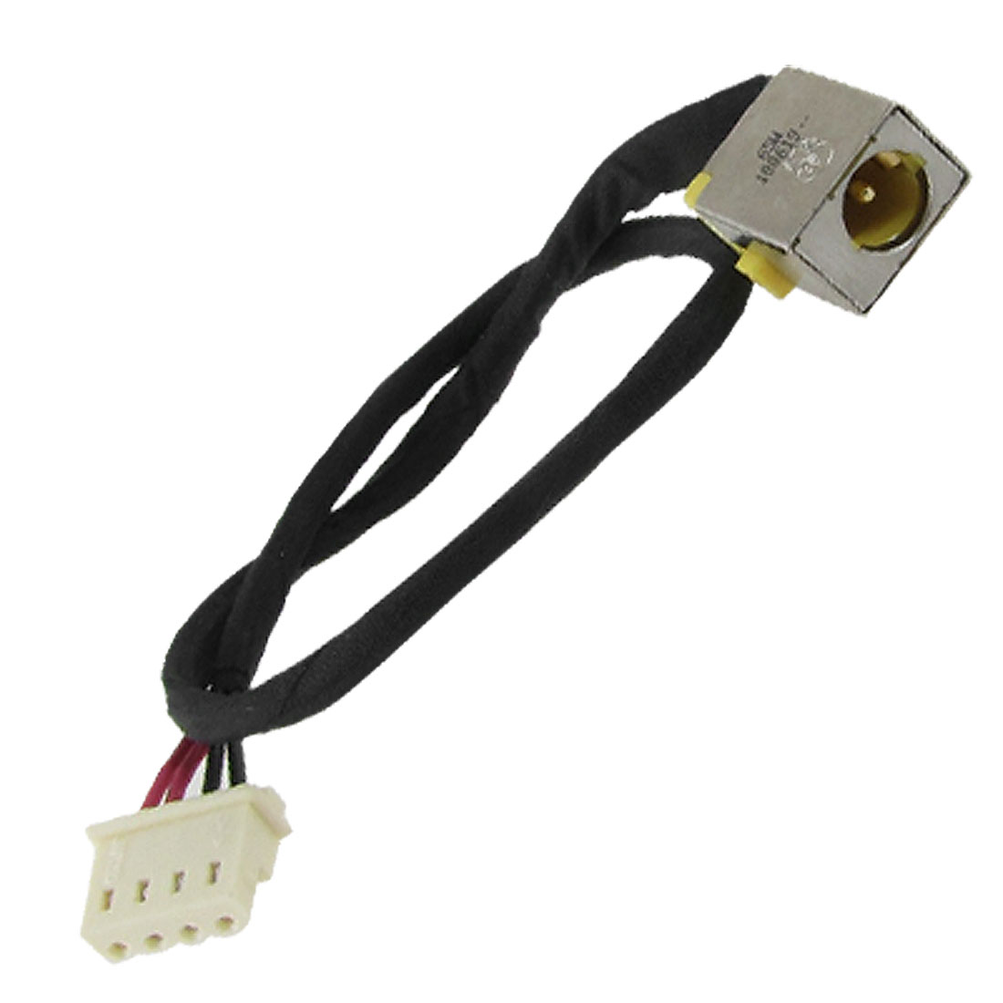 PJ205 1.65mm Center Pin 65W DC Power Jack 4 Pins Cable for HP Laptops