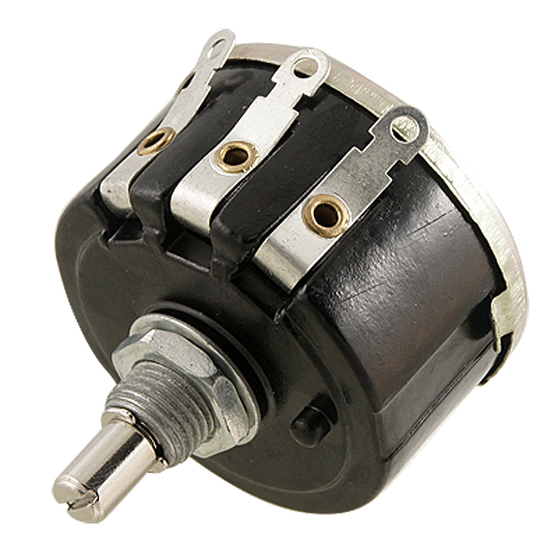 WX112(050) 5 Watt 4.7K ohm Single Turn Wire Wound Potentiometer