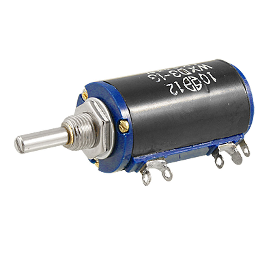 WXD3-13 2W Wire Wound Rotary Potentiometer 4.7K Ohm 4K7