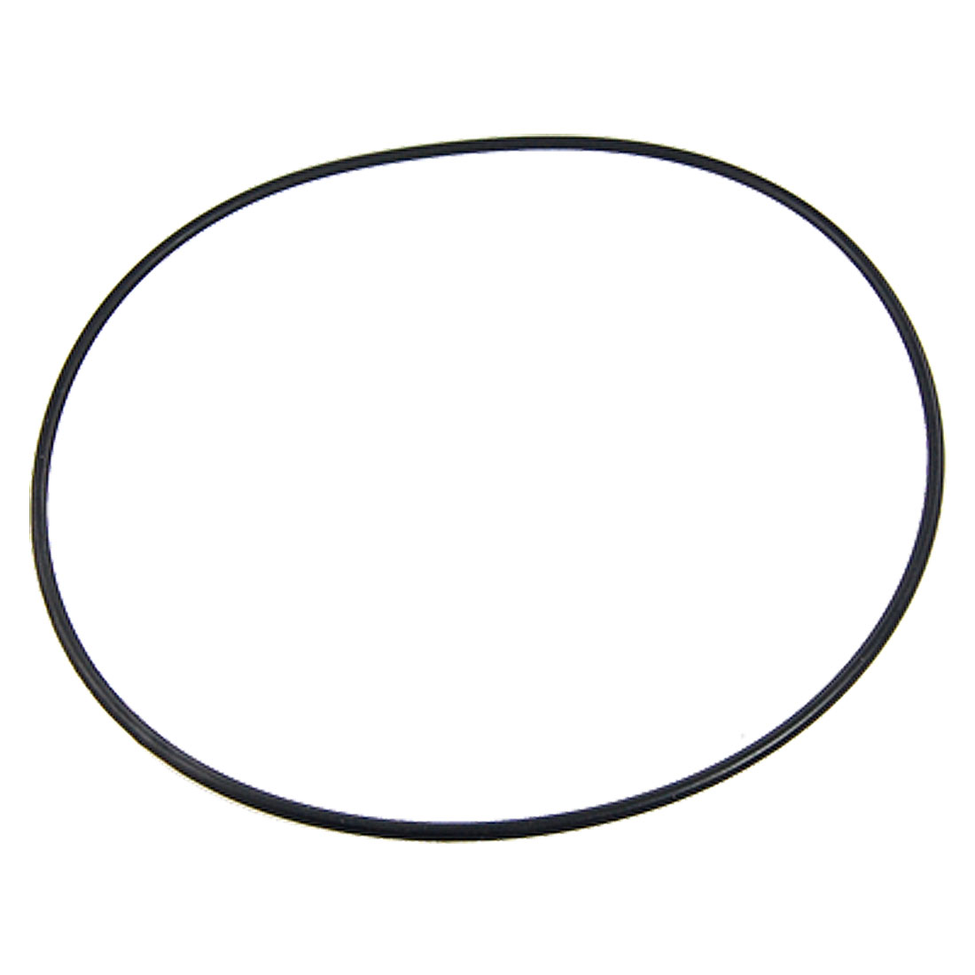 Black 170mm External Diameter Rubber Oil Seal O Ring Gasket