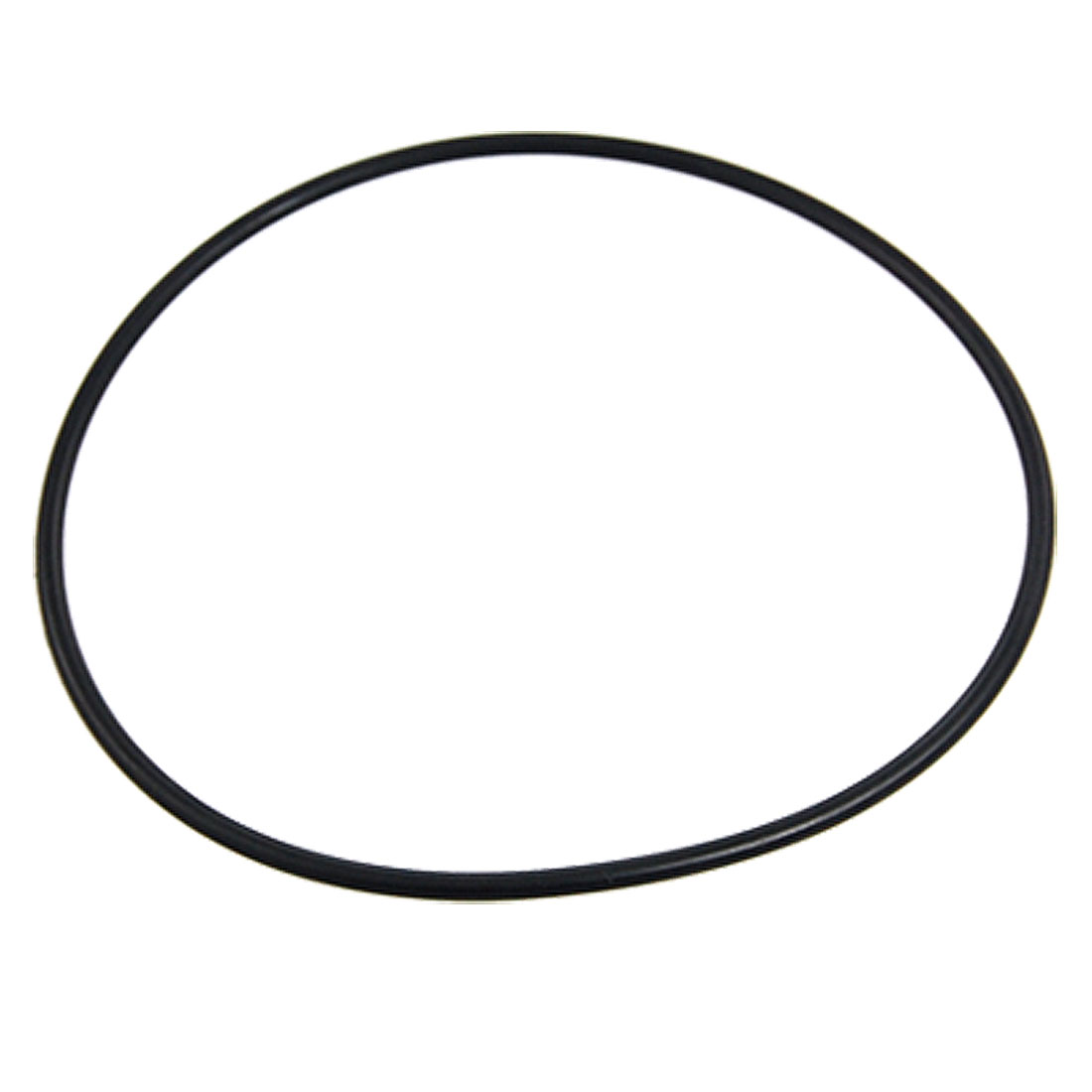Black 190mm External Diameter Rubber Oil Seal O Ring Gasket