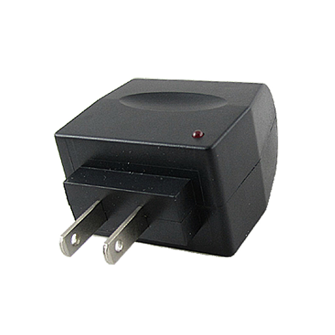 US 2 Pin Plug AC 110-220V to DC 12V Car Cigarette Lighter Socket Power Adapter
