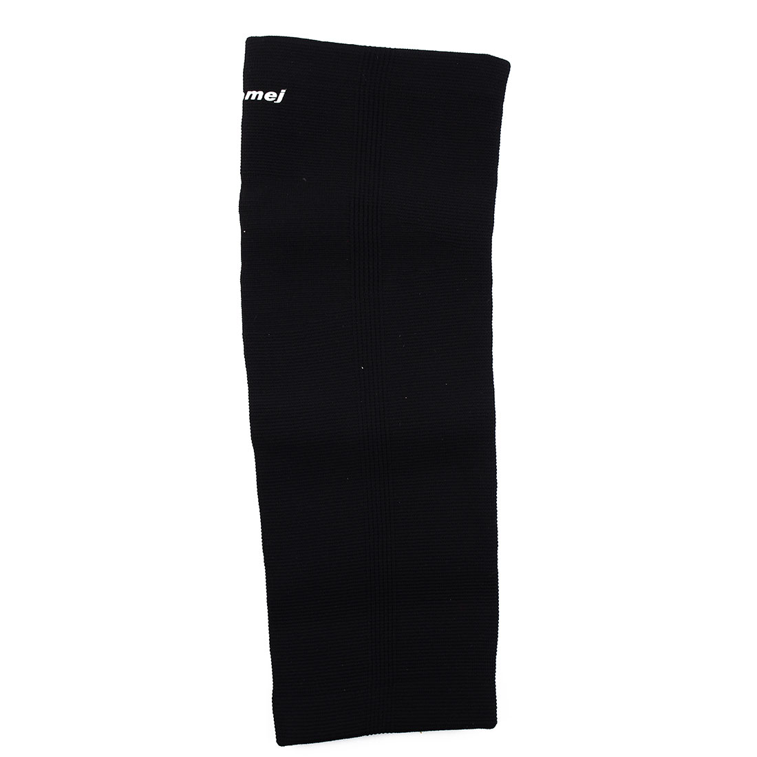 Sports Golfer Protective Black Elbow Support Wrapper Elbow Sleeve Size L