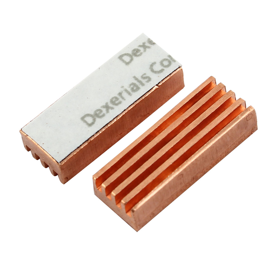 2 Pcs PC Computer Memory MC-200 Copper Heat Sink for DDR DDR2 DDR3 RAM
