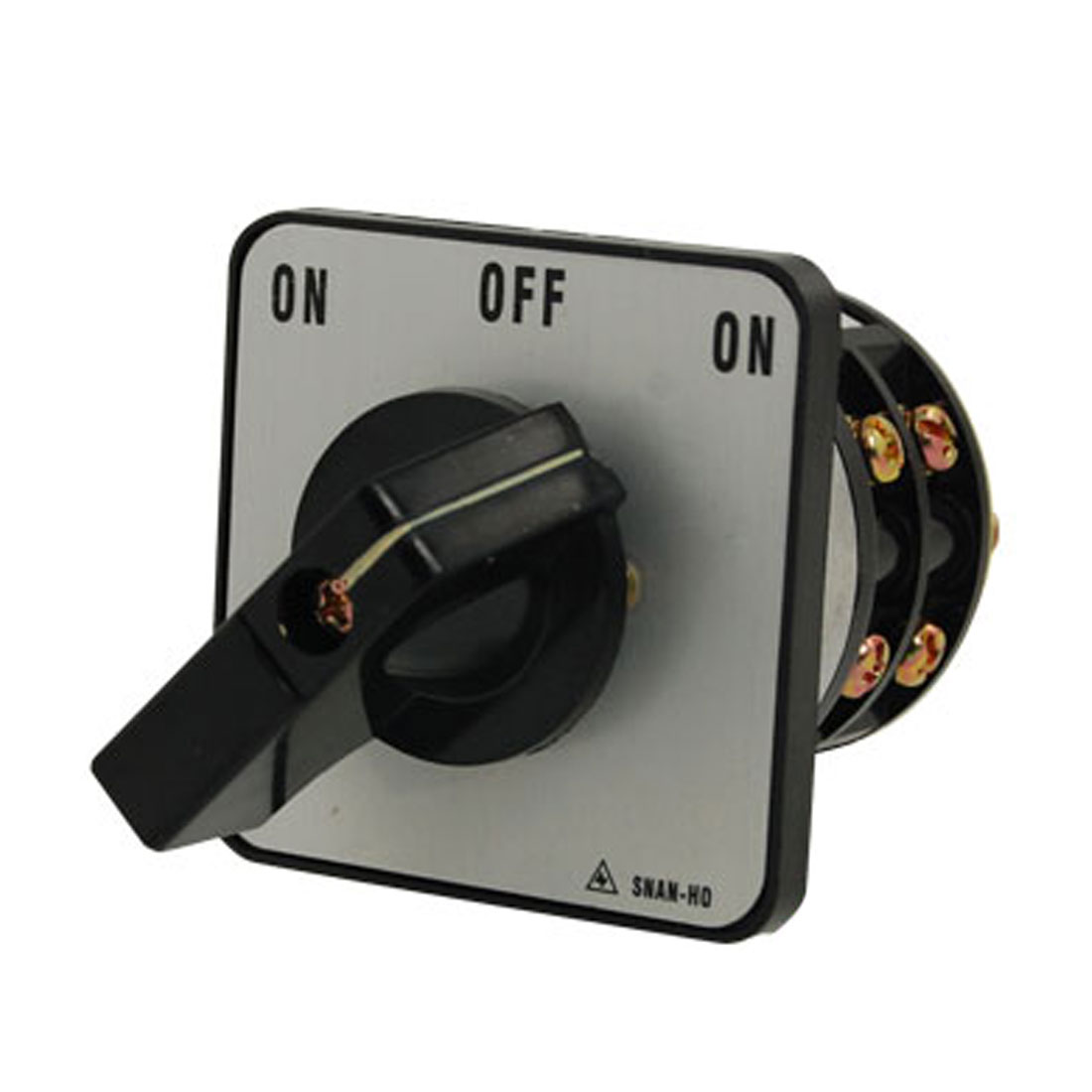 Electrical AC 220V 2.2kw ON-OFF-ON Rotary Cam Changeover Switch