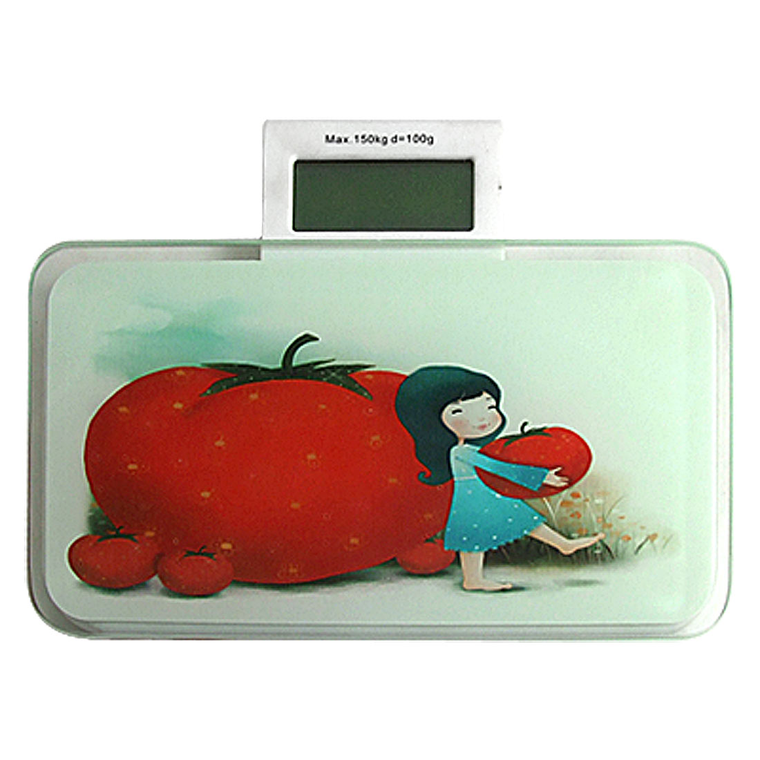 Portable LCD Digital Home Weight Mini Electronic Scale 150kg