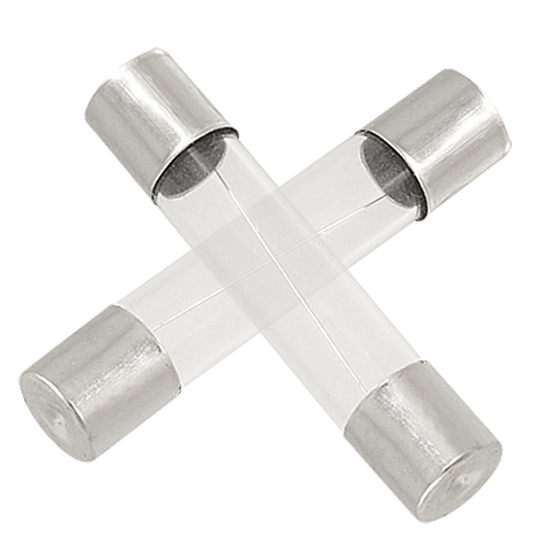 100x 250V 2A Quick Blow Glass Tube Fuses 6 x 30mm