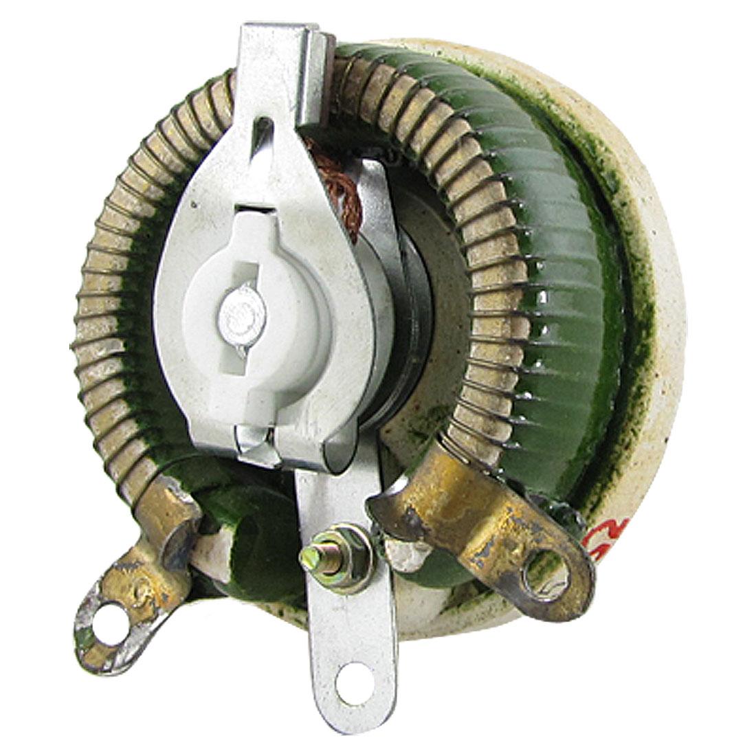 Ceramic Disk Wirewound Variable Resistor Rheostat 5 Ohm 50W
