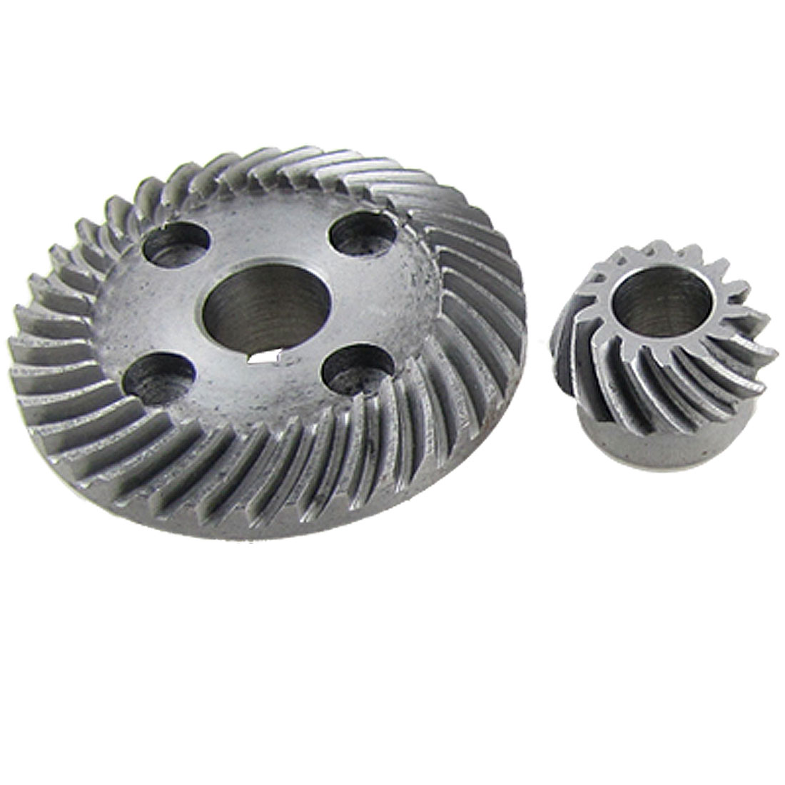 Power Tool Angle Grinder Spiral Bevel Gear Set for Hitachi F3