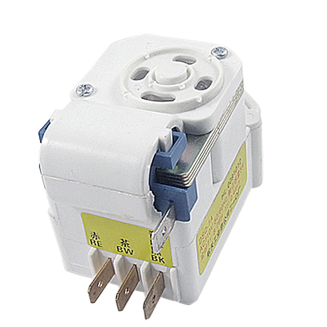 AC 110V DSQ-1A Terminals Refrigerator Fridge Defrost Timer