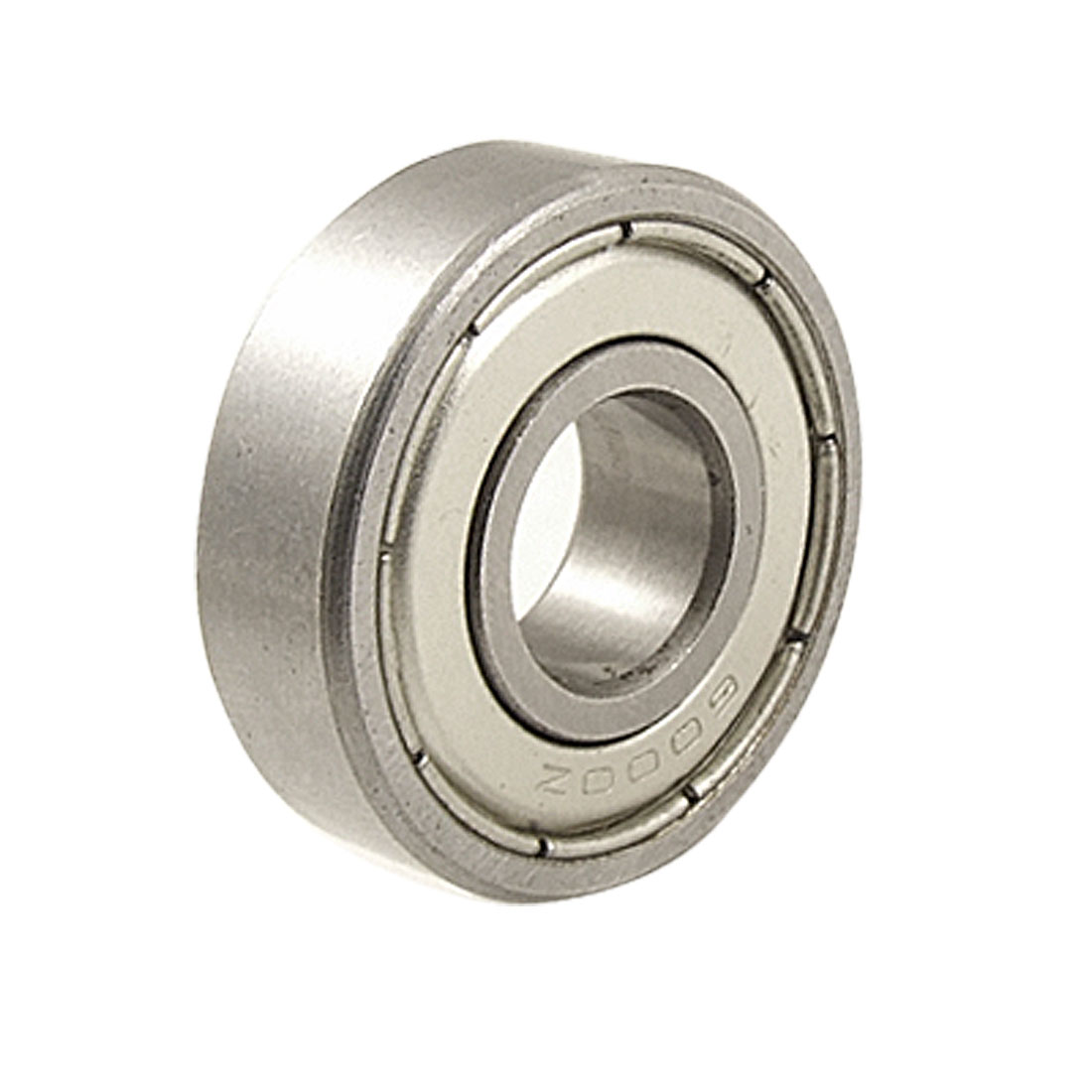 10 x 26 x 8mm 6000Z Silver Tone Shield Premium Ball Bearing