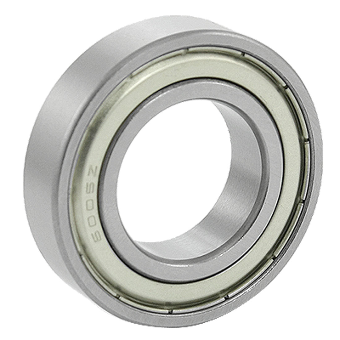 25mm ID 47mm OD 12mm Width Deep Groove Double Shielded Wheel Axle Ball Bearing 6005Z