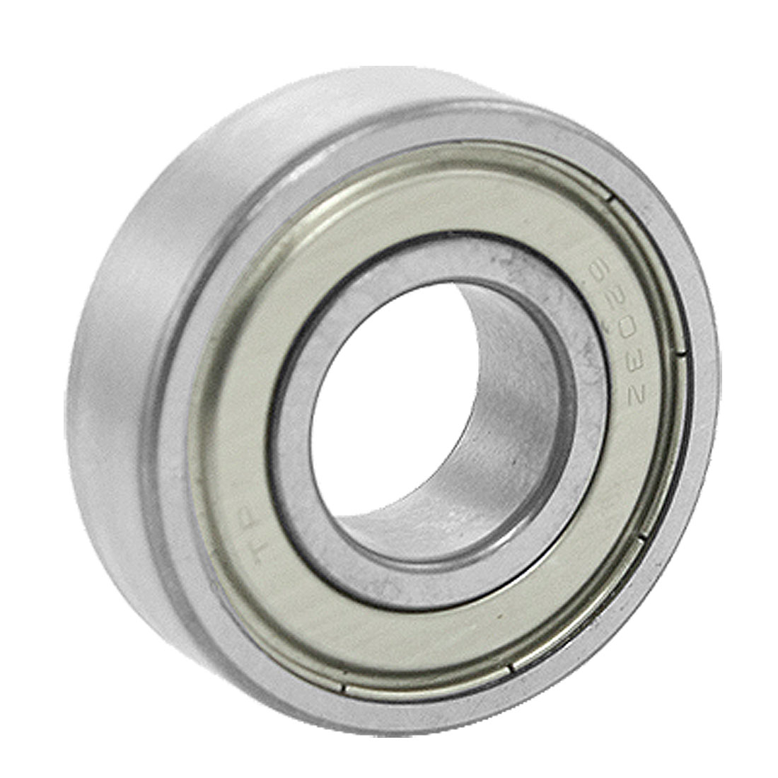 17 x 40 x 12mm Deep Groove Dual Shields Metric Ball Bearing 6203Z