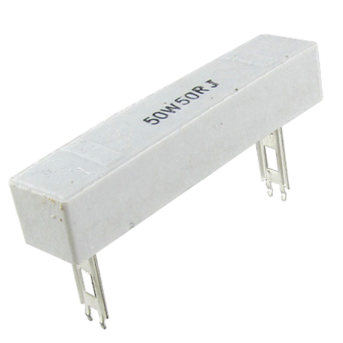 50R 50 ohm 5% Wire Wound Ceramic Cement Resistor 50W Watt