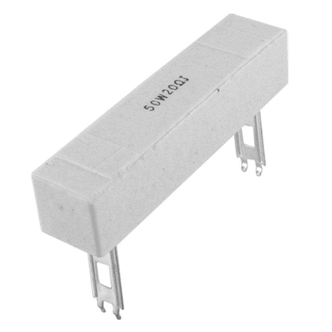 50W Watt 20R 20 ohm 5% Wire Wound Ceramic Cement Resistor