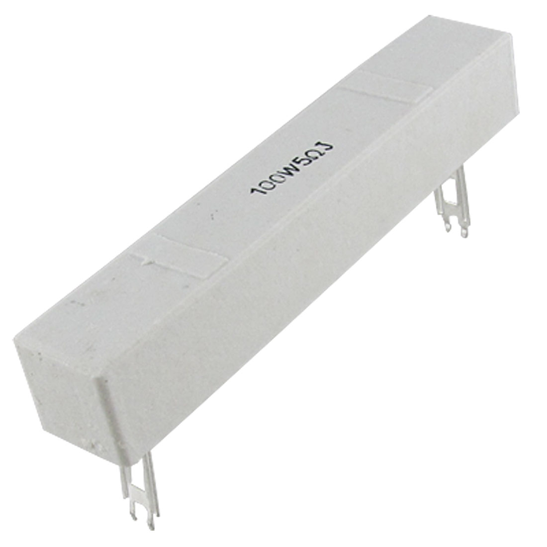 DIP Mount Wire Wound Cement Resistor 5 ohm 100W Watt 5%