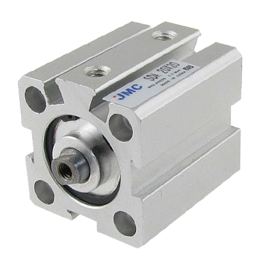 20mm Bore 20mm Stroke Double Action Pneumatic Thin Cylinder