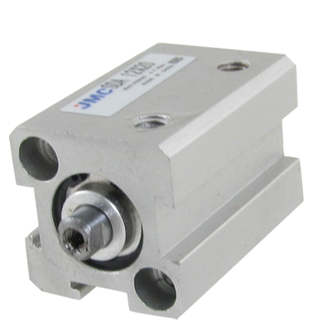 "Single Rod 1/2"" 12mm Bore 25/32"" 20mm Stroke Thin Pneumatic Cylinder"