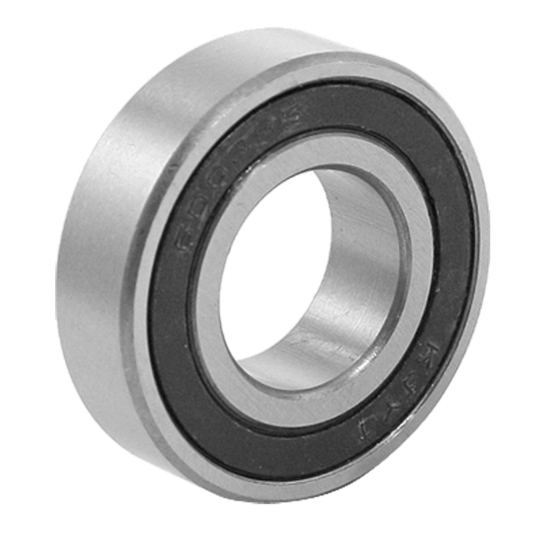 6003RS Black Rubber Double Sealed Deep Groove Ball Bearing 17 x 35 x 10mm