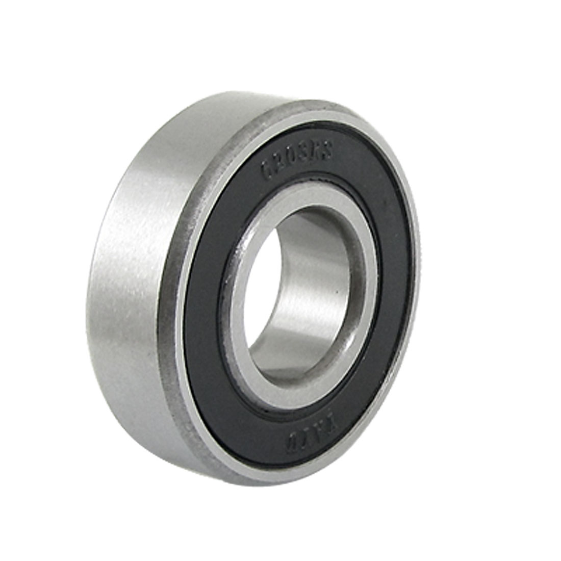 Electric Motor 6203RS 17 x 40 x 12mm Deep Groove Ball Bearing