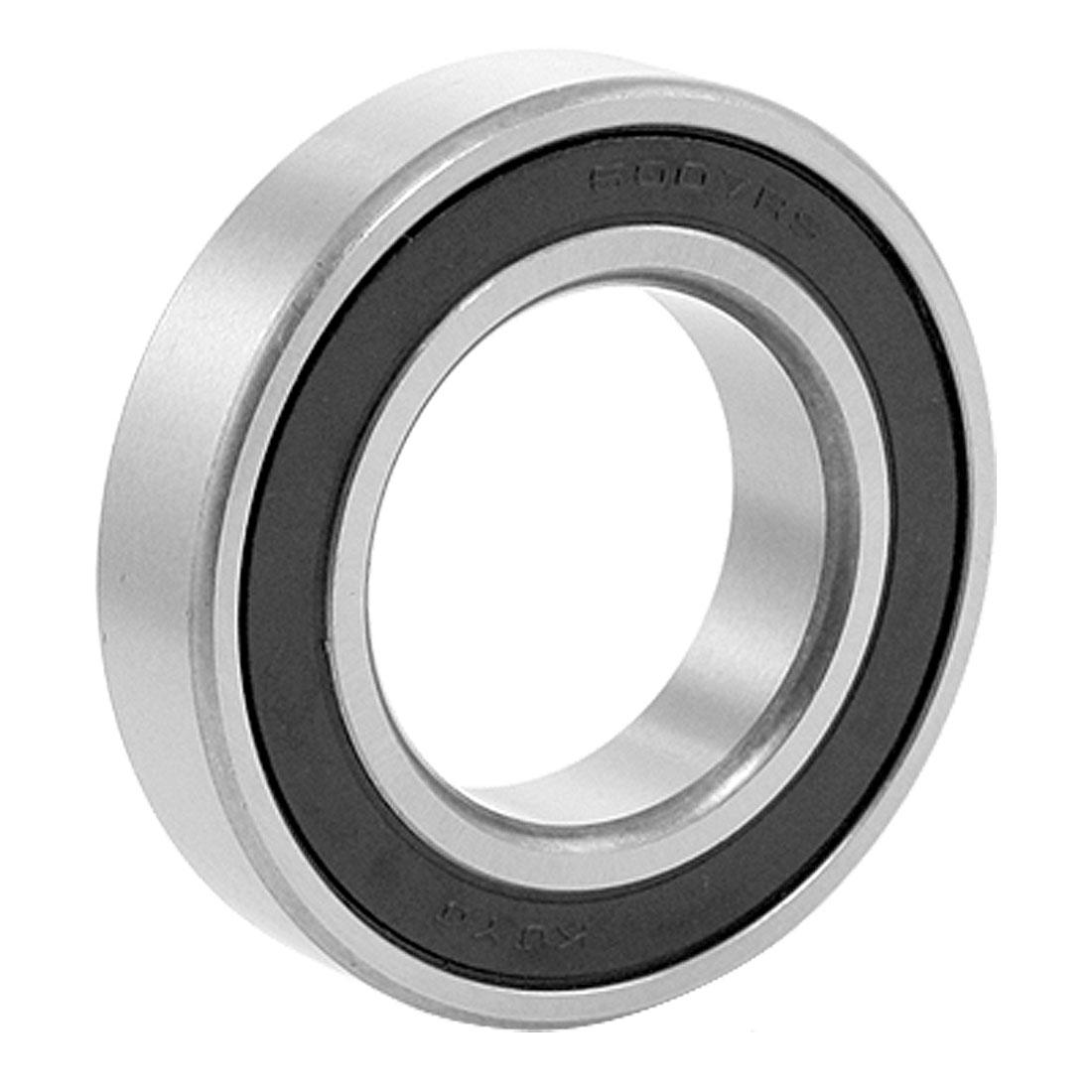 Scooter 35 x 62 x 14mm Rubber Sealed Deep Groove Ball Bearing 6007RS