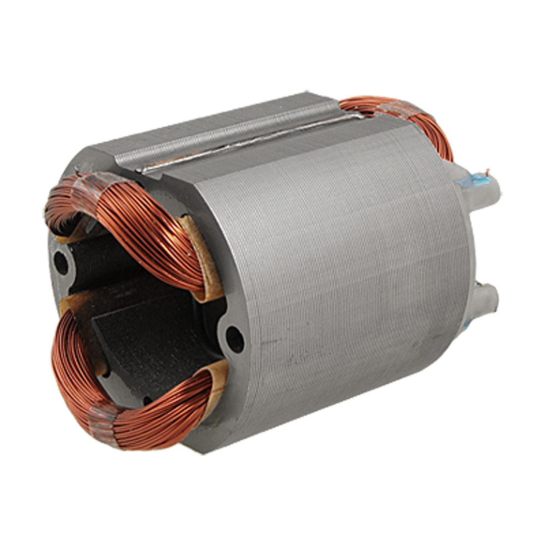 AC 220V Electric Tool Angle Grinder Stator for Hitachi 100 G10SF3